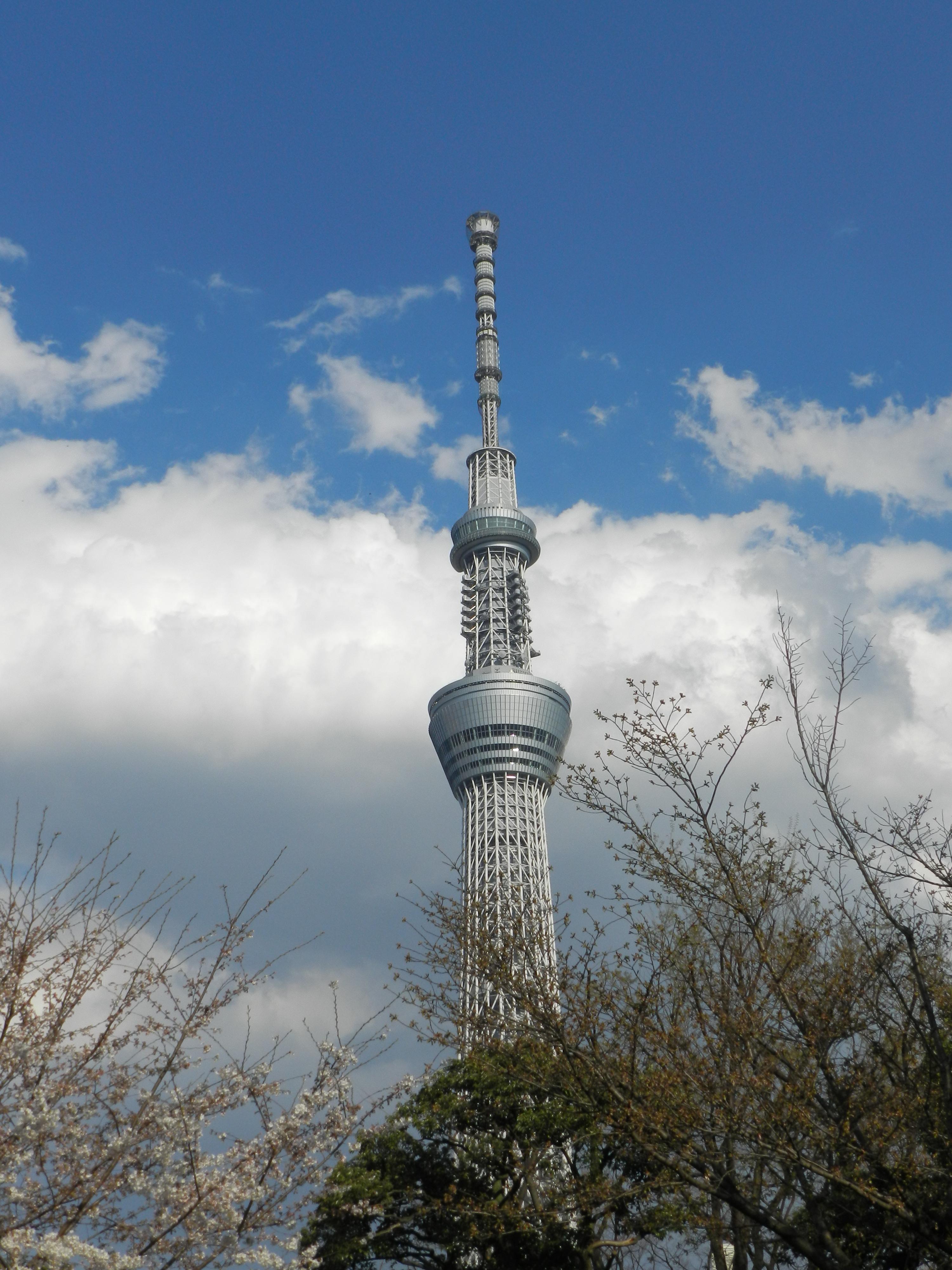 Tokyo Sky Tree. La Torre del Cielo.