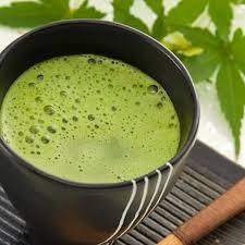 Tè verde Giapponese.