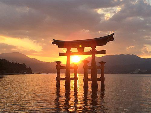 2 giorni per visitare Hiroshima e Miyajima.