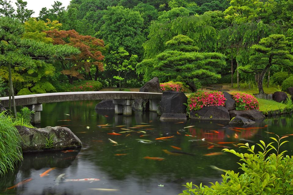 Giardini Koko-en.