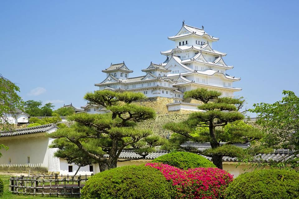 2 giorni per visitare il Castello di Himeji, Giardini Koko-en e il Monte Shosha.
