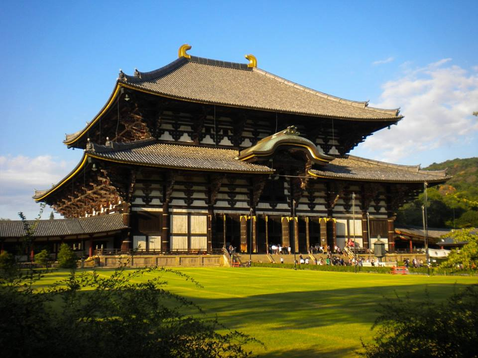 Tempio Buddista di Todai-ji.