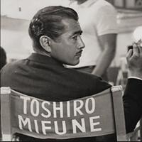 Mifune Toshirō, la Leggenda del Cinema Giapponese.