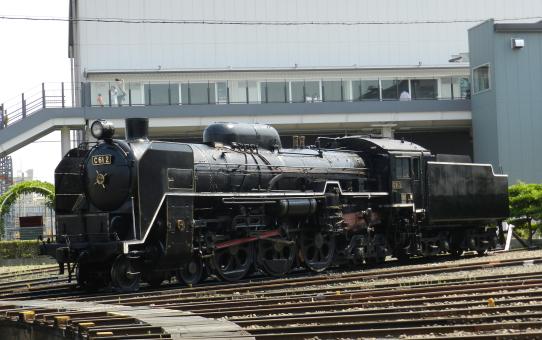 Museo delle Ferrovie di Kyoto.
