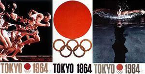 Giochi Olimpici, TOKYO 1964.