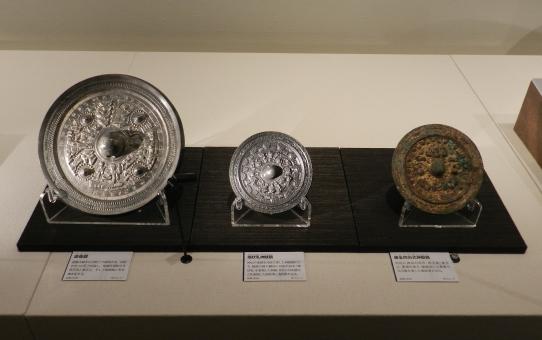 Specchi in bronzo Giapponesi