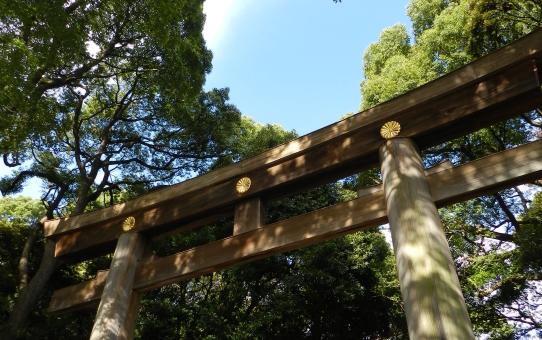 Santuario Imperiale di Meiji-Jingu
