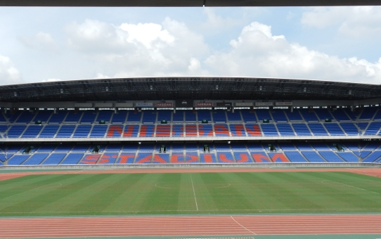 Stadio Internazionale di Yokohama NISSAN STADIUM - Ingresso e tribune