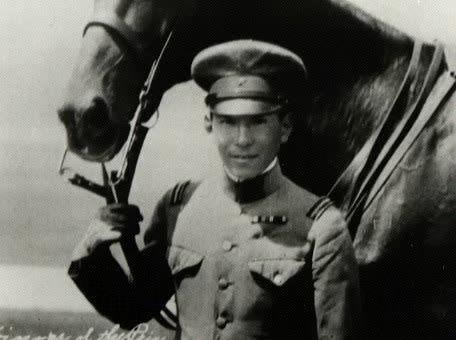 Il Barone Nishi, Medaglia d'Oro alle Olimpiadi