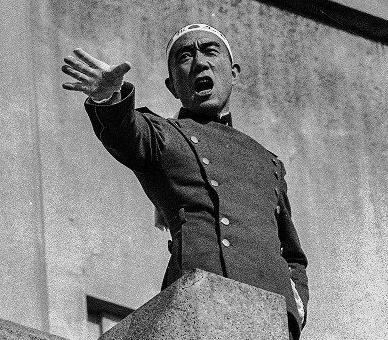 Mishima Yukio, 25 novembre 1970.