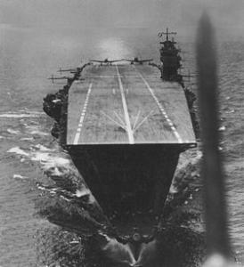 Akagi aprile 1942