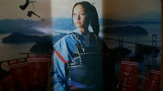 La leggenda di Tsuruhime, la principessa guerriera.